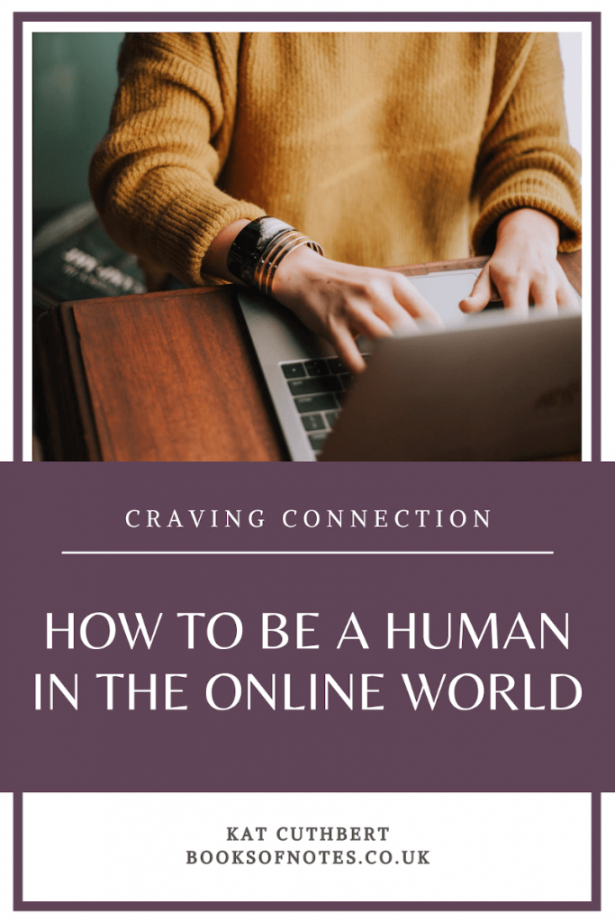 Pin this - How to be a human in the online world